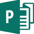Microsoft Office Publisher 2016