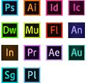 Adobe Creative Cloud по VIP со скидкой 40% + продление на следующий год по этой же цене